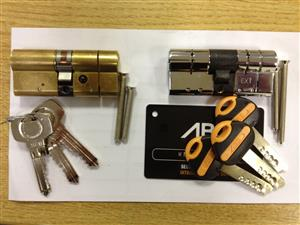 New Yale AS Platinum Euro Lock Vs ABS 3 Star Euro Lock