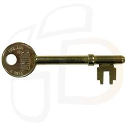 Union / Yale Pre-cut Key MM For 21572 Mortice Lock