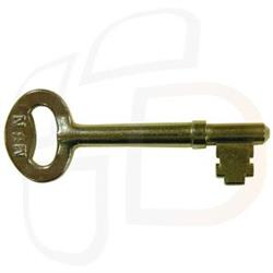 Union Pre-cut Key MN Series Key For the 2242 Mortice Lock