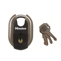 <b>Master 187 Excell series weather tough close shackle padlock</b>