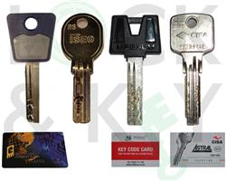Security & House Key Cutting
