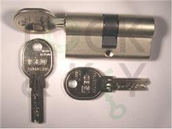 ISEO R6 Replacement Key