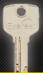 Everest Key cutting from £4.95 Inc Vat | Fast secure delivery