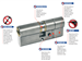 Multi Lock XP Euro Cylinder BS TS007 3 Star £50.00 + VAT