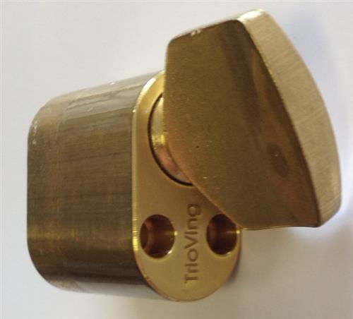 Trioving 5542 Thumb Turn 5542 Thumb Turn Sb Satin Brass