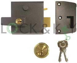 Nightlatches & Rim Locks (common term is 'Yale Lock')