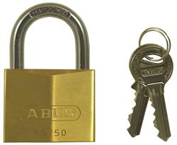 <b>Abus 65 Series Open Shackle Padlock</b>