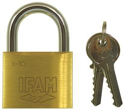 <b>Ifam E Series Keyed Alike Padlock</b>