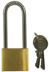 <b>Ifam E Series Keyed Alike Extra Long Shackle Padlock</b>