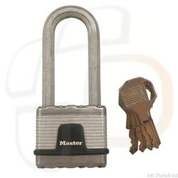 <b>Master M5 Excell 50mm High Security Laminated Padlocks</b>