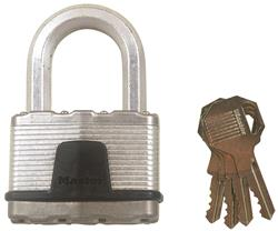 <b>Master M5 Excell 64mm High Security Laminated Padlocks</b>