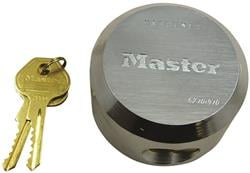 Master 6270 73mm Shackleless Padlock
