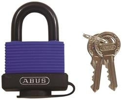 <b>Abus 70 Series Standard Shackle Padlocks</b>