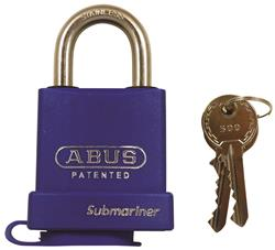 <b>Abus 83WPIB Series Submariner Padlocks</b>