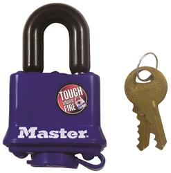 <b>Master 312 Weather Tough Standard Shackle Padlocks</b>