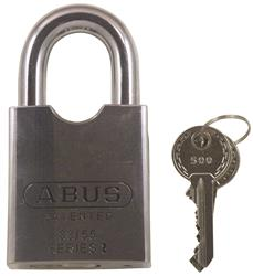 <b>Abus 83/55 Series Rock Standard Shackle Steel Padlocks</b>