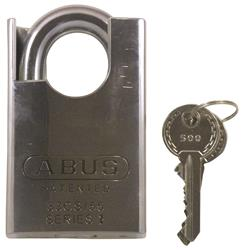 <b>Abus 83/55 Series Rock Closed Shackle Steel Padlocks</b>