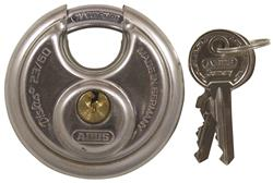 <b>Abus 23 Series Economy Diskus Padlocks 60mm & 70mm keyed alike</b>