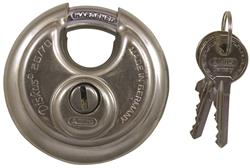 <b>Abus 26 Series Premium Diskus Padlocks Keyed Alike 70mm 80mm & 90mm</b>