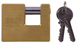 <b>Ifam U Series Brass Padlocks</b>