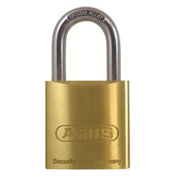 <b>Abus 86/55 Series Euro Open Shackle Padlocks</b>