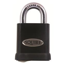 <b>Squire Stronghold E SS65E/SS50E Euro Open Shackle Padlocks </b>