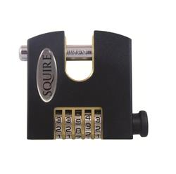<b>Squire Stronghold SHCB 75mm Combination Padlock</b>