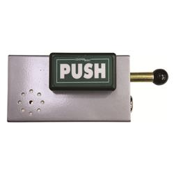 <b>Cooper Bolt 103 Push Model With Alarm</b>