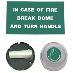 <b>Union 8070 Escape Emergency Exit Dome & Turn</b>