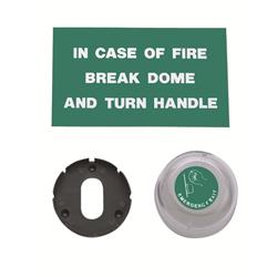 <b>Union 8071 Escape Emergency Exit Cylinder Cover</b>