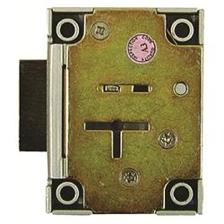 <b>Walsall S1311 7 Lever Safe Lock c/w Key Retention</b>