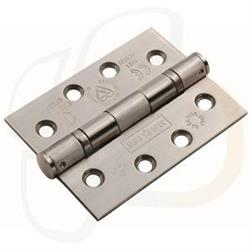 <b>Double Ball Bearing BS EN Grade 13 Premium Exterior Hinge 76mm</b>
