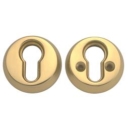 <b>Union 53043 Euro Escutcheons</b>