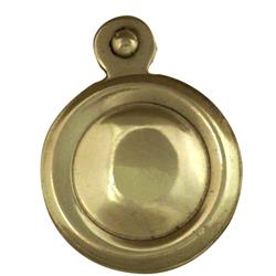 <b>Victorian Covered UK Escutcheon</b>
