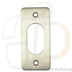 <b>Souber UE2/2H Small Screw On Oval Escutcheon</b>