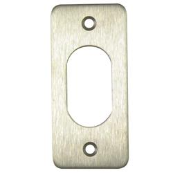 <b>Souber UE2 Small Stick On Oval Escutcheon</b>