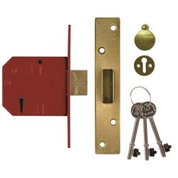 <b>Union 2134E 5 Lever BS 3621:2007 Deadlock</b>
