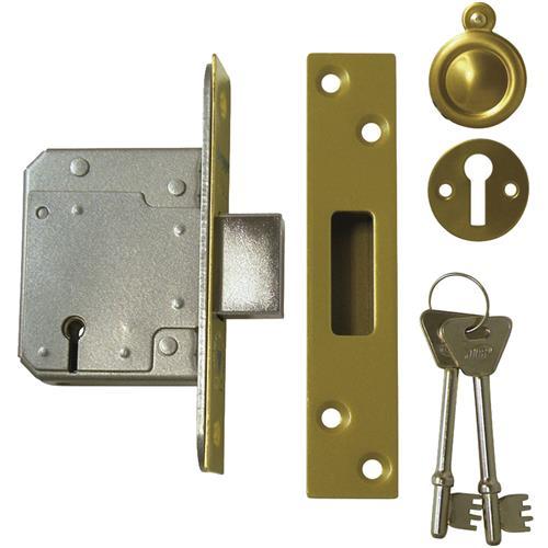 Legge value bvb641 761 bs 3621 2007 deadlock 64mm 2 5 for 1 hour fire door blanks