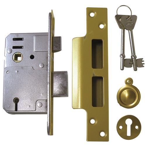 Legge value bvb642 762 bs 3621 2007 sashlock 64mm 2 5 for 1 hour fire door blanks