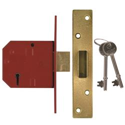 <b>Union 2134 5 Lever Mortice Deadlock</b>