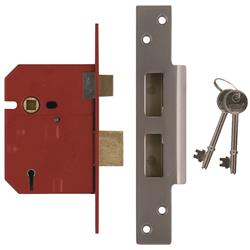<b>Union 2234 5 Lever Mortice Sashlock</b>