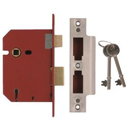 <b>Union 2201 5 Lever Mortice Sashlock</b>
