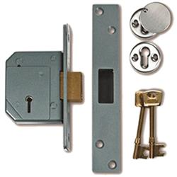 <b>Union 3G114 5 Lever Mortice Deadlock</b>