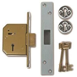 <b>Union 3G115 5 Lever Mortice Deadlock</b>