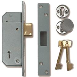 <b>Union 3G220 5 Lever Narrow Style Deadlock</b>