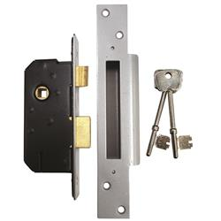 <b>Willenhall M5 5 Lever Mortice Sashlock</b>