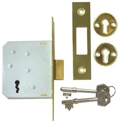<b>ERA 472 3 Lever Mortice Deadlock</b>