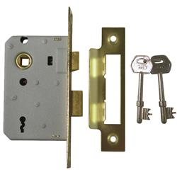 <b>ERA 473 3 Lever Mortice Sashlock</b>