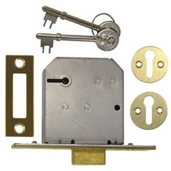 <b>Union 2177 3 Lever Mortice Deadlock</b>