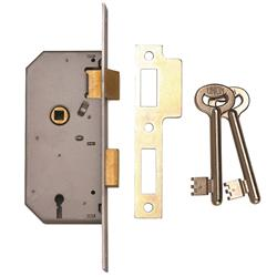 <b>Union 2288 3 Lever Double Throw Sashlock</b>